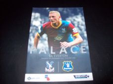 Crystal Palace v Everton, 2013/14